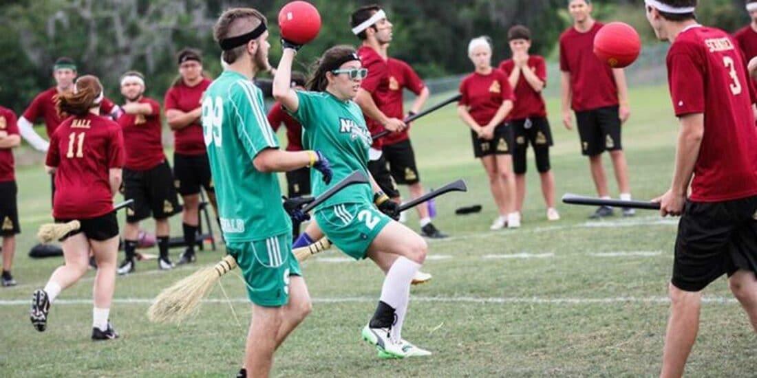 Udda Sporter, Muggle Quidditch