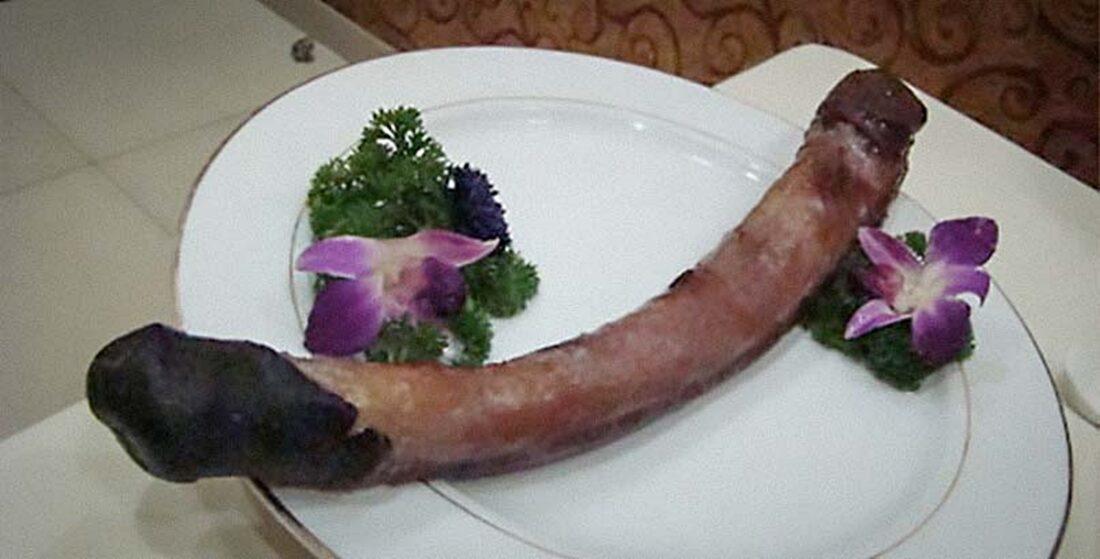 Udda och exotiska maträtter