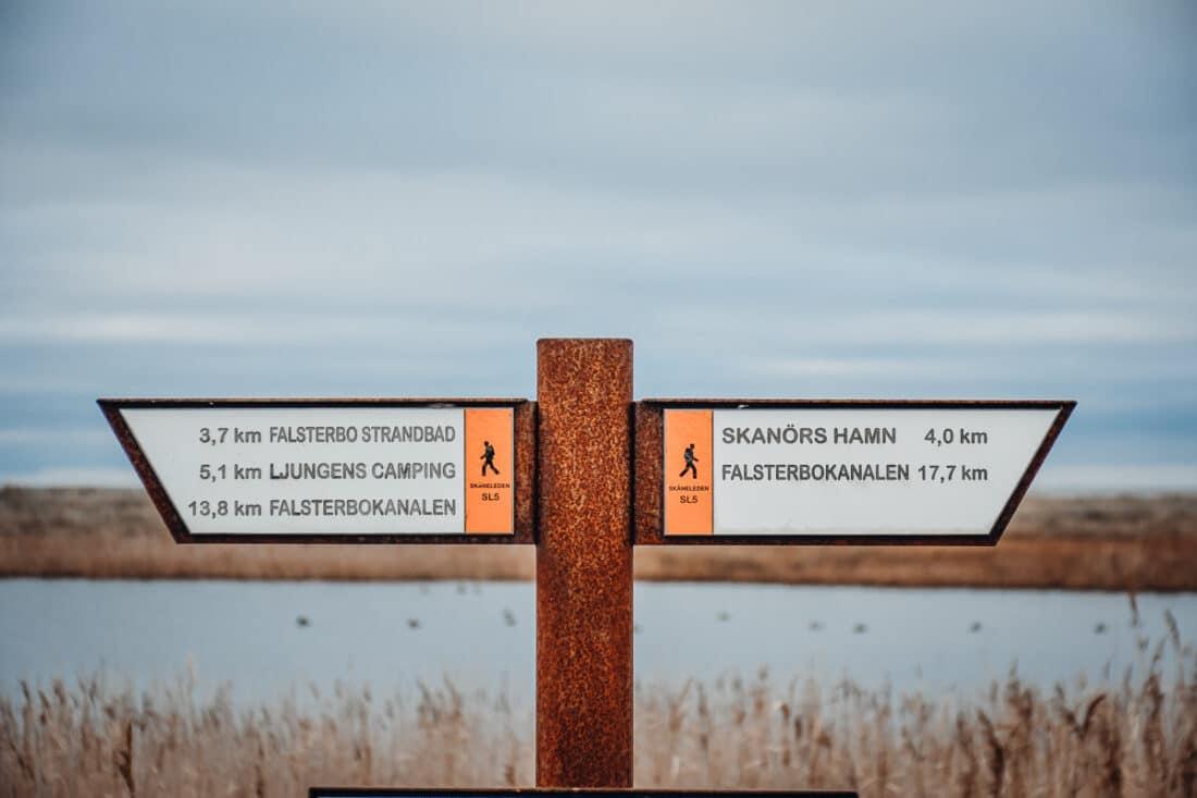 Sverige, Skåne, Falsterbo, Måkläppen