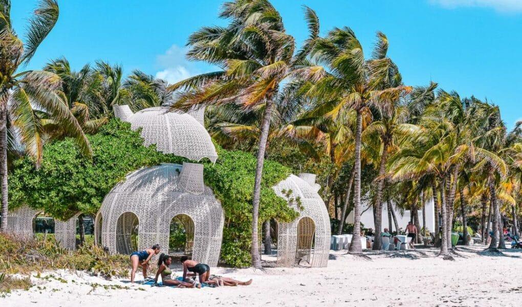 Mexiko, Playa del Carmen, Sandos Eco Coral Resort