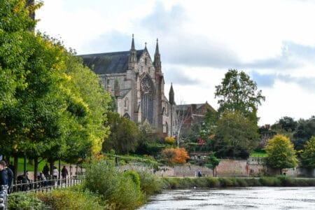 Storbritannien, England, Worcester