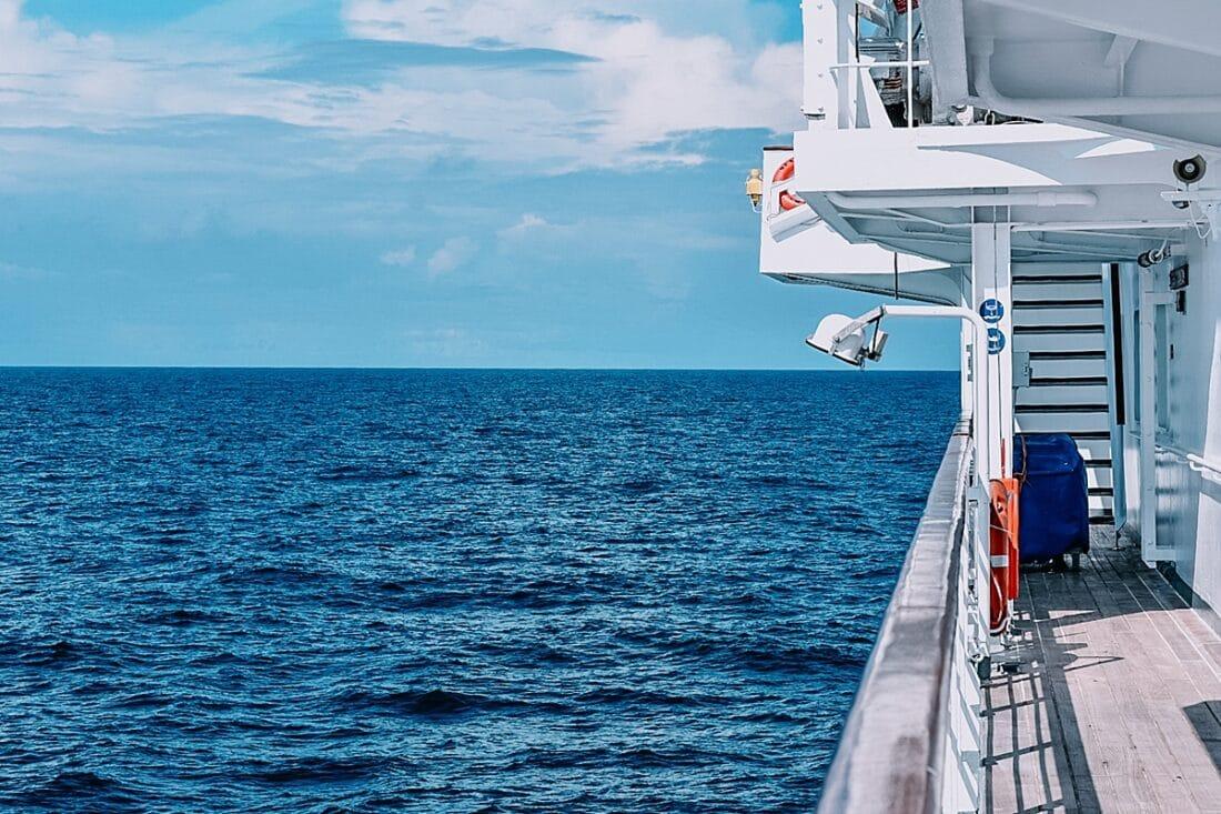Island, MS Seaventurer, liveuppdatering, Viva Cruises