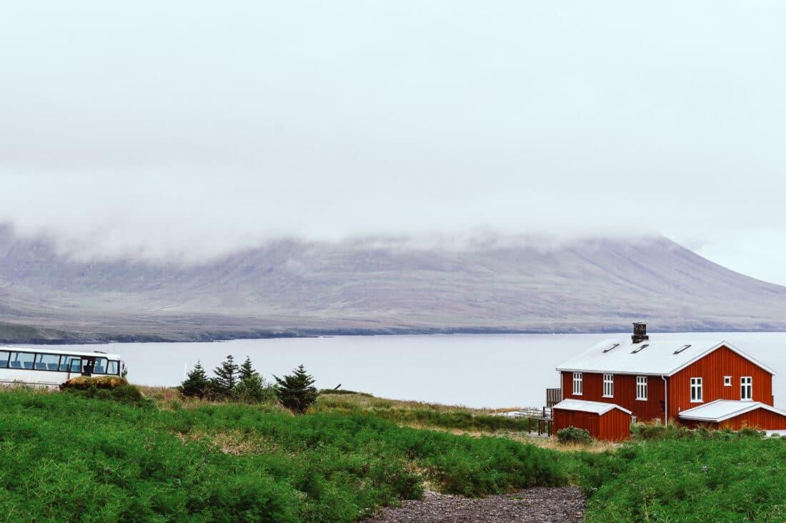 Island, Skalanes Naturreservat