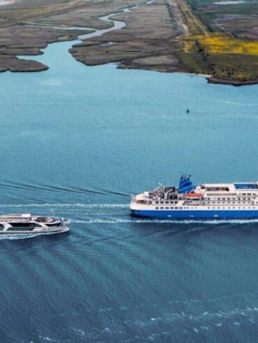 Kryssning Island