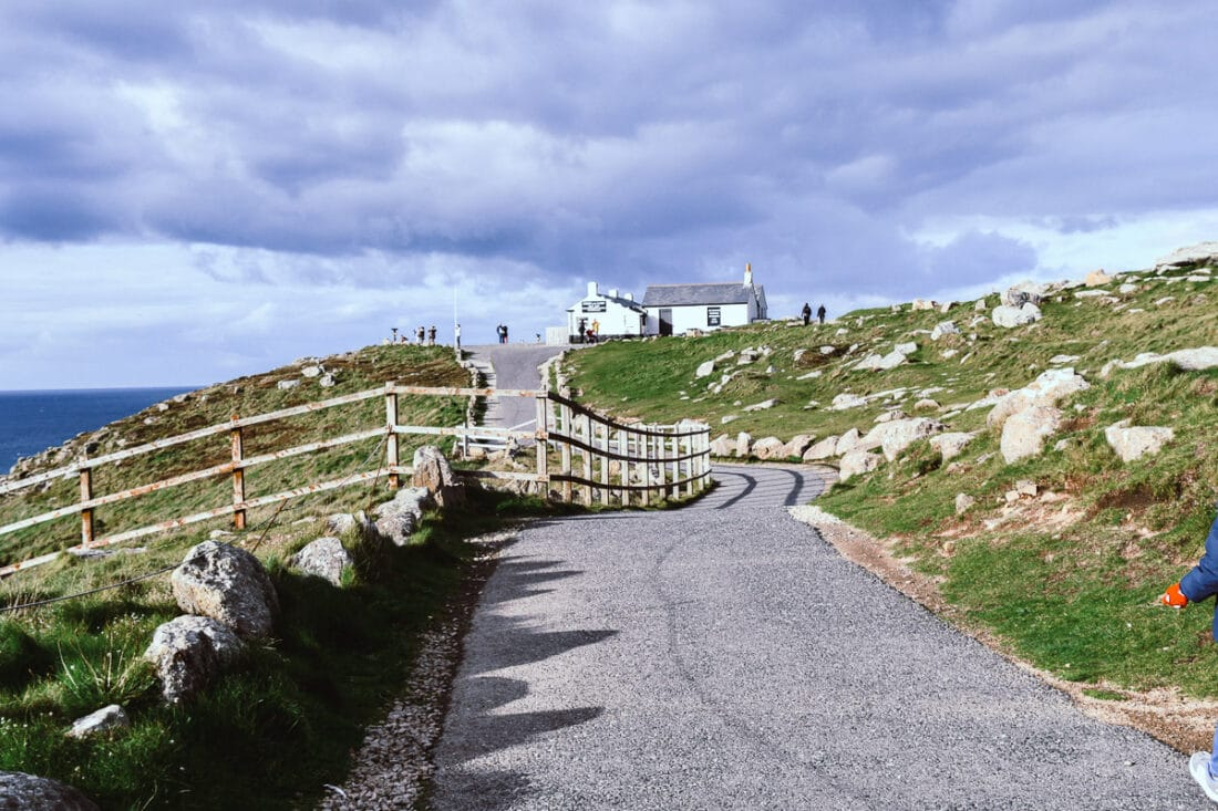England, Cornwall, Lands End