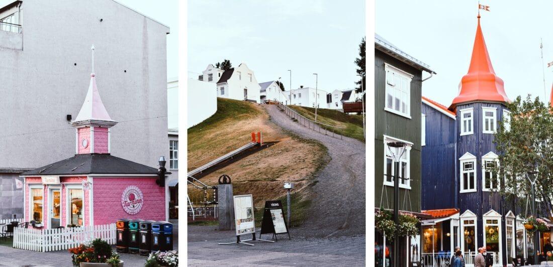 Island, Akureyri
