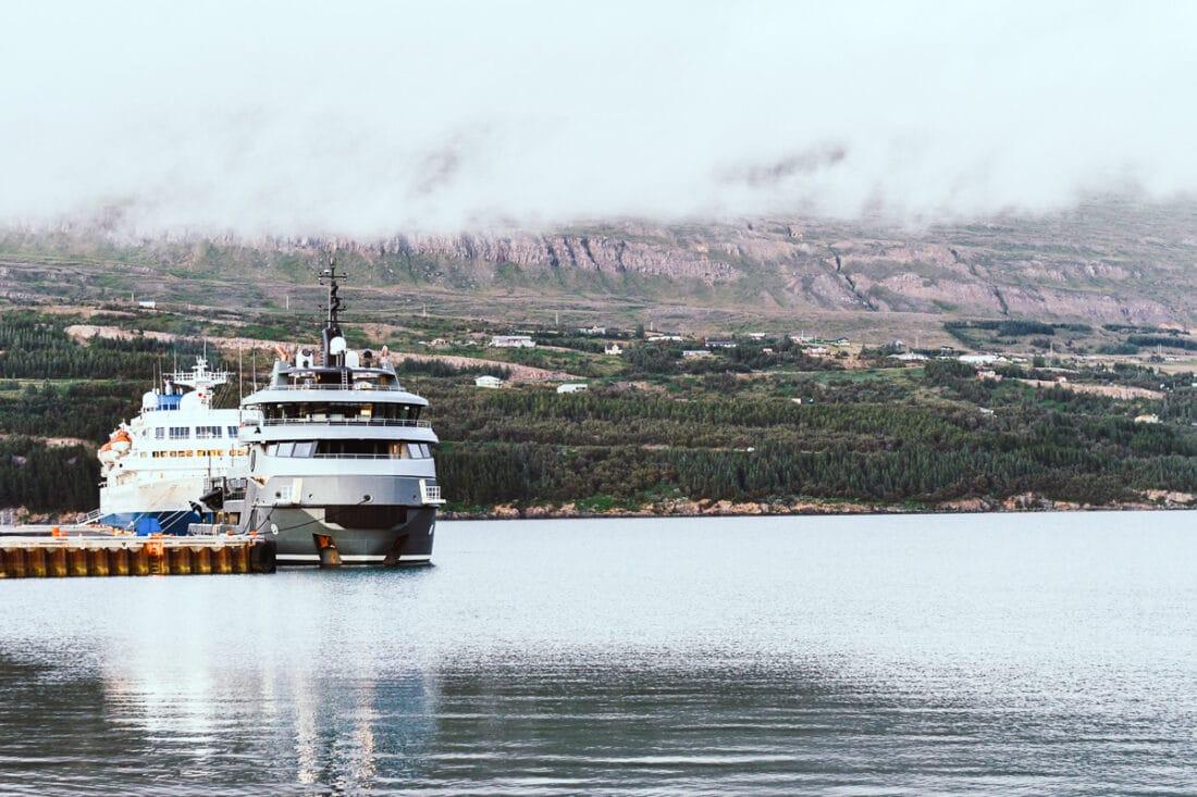 Island, Expeditionskryssning, Viva Cruises
