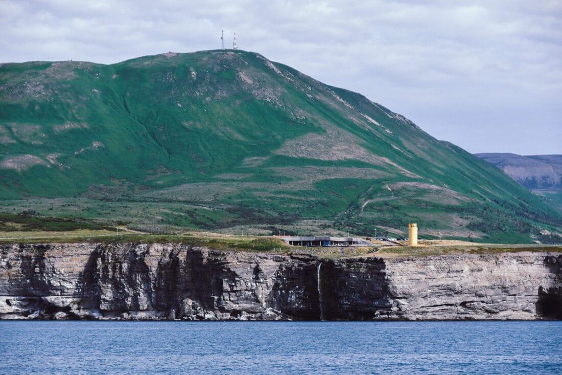 Island, Husavik, valskådning