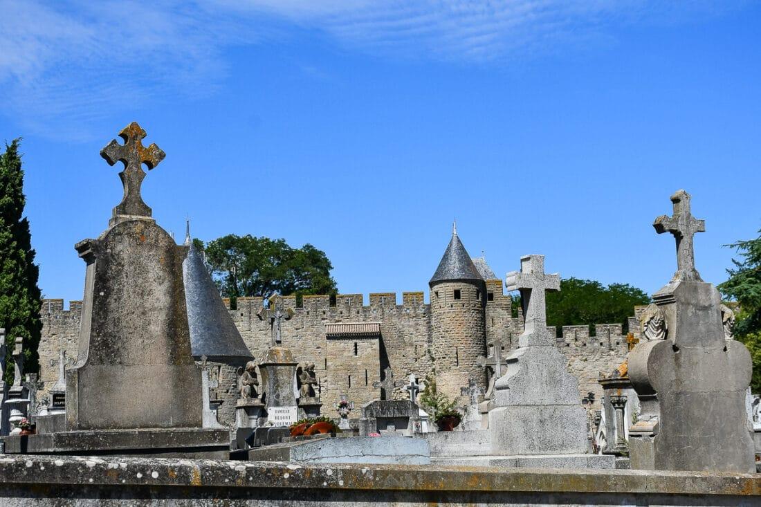 Frankrike, Languedoc Roussillon, Carcassonne